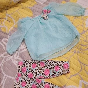 healthtex Matching Sets - Baby girl outfit